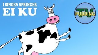 I bingen springer ei ku - Norske barnesanger