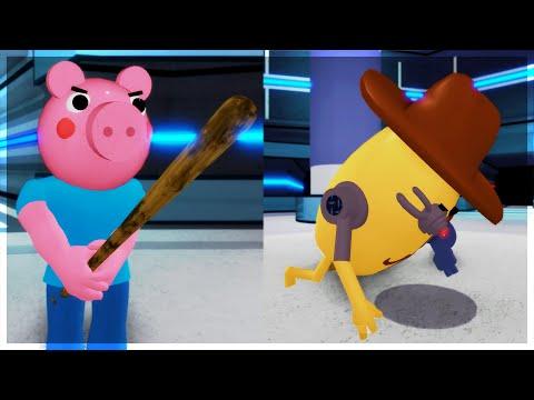 PIGGY CHAPTER 12 (ALL ENDINGS) | Good & Bad Ending