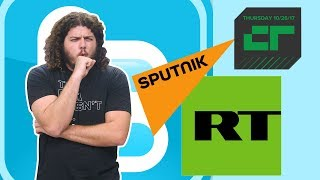 Twitter Bans Two Russian Companies from Advertising | Crunch Report