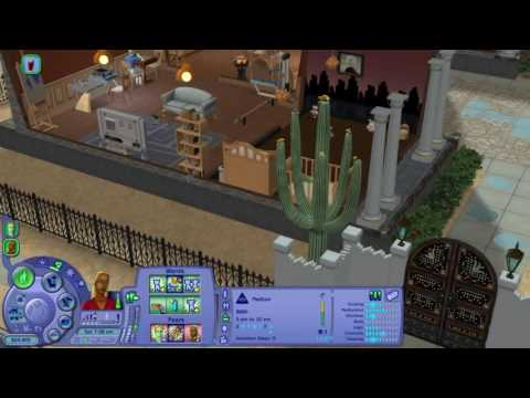 Let's Play The Sims 2 Scholarship Challenge Part 10 (The Calm Before The Storm Part 1 of 3)