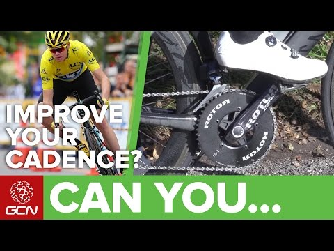 Can You Improve Your Cadence? | GCN's Road Cycling Tips