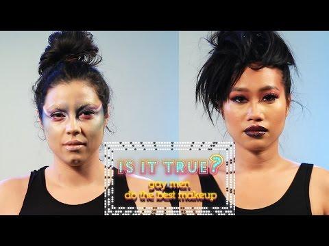 Gay Men Do the Best Makeup | Is It True?