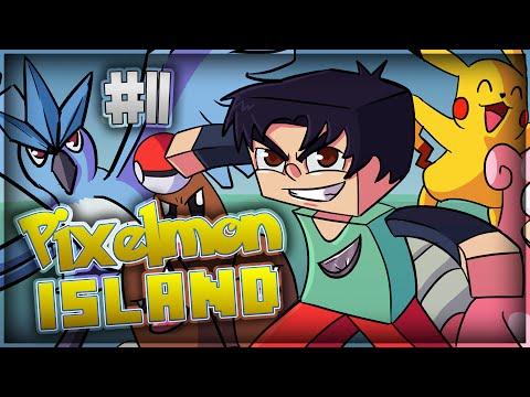Minecraft Pixelmon Island Season 3 -