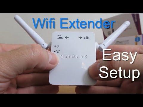 Netgear N300 WiFi range Extender- Wifi Repeater Setup & reView - WiFi extender 4 Gaming 2018