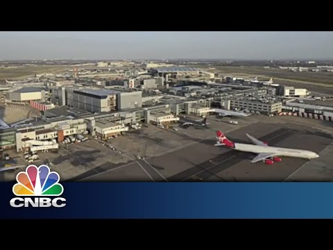 London City Airport Ready for Expansion? | CNBC International