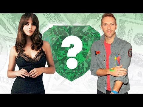 WHO'S RICHER? - Jenna Coleman or Chris Martin? - Net Worth Revealed!