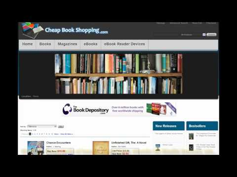 Buy Books Online at CheapBookShopping.com