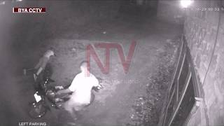 Poliisi egamba abatemu abatta owa Boda Boda, baasooka kukweka nnyondo