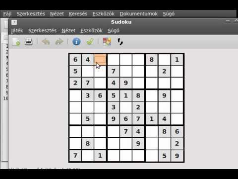 C++ tutorial 36 - sudoku solver (part 1) - example program