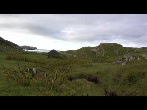 Bosta Iron Age House, Scotland