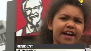 Chicken deliver snag; KFC UK restaurants close shop over lack of chicken