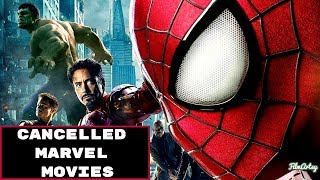 Download All Cancelled Marvel Movies You'll Never Get To See - 2018 Video