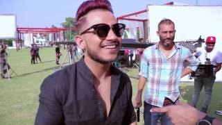 Making of Kala Tikka | Gurnazar | Millind Gaba | Speed Records