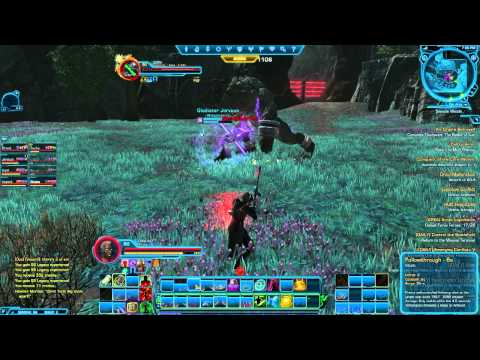 SWTOR Explosive Conflict First Look Patch 1.2