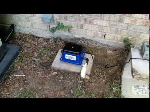 How To: Replace Your Septic Aerator System Air Pump