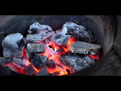 How to Light Charcoal for the Grill & BBQ