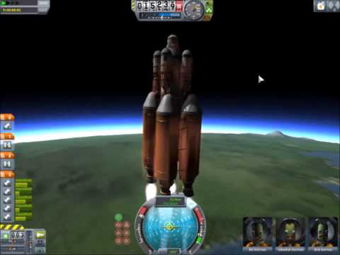 Kerbal Space Program Tutorial Building An Interplanetary Ship
