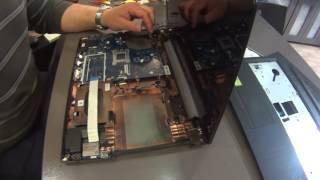 Lenovo G580 Disassembly
