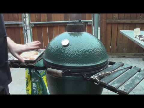 How to Use a Big Green Egg