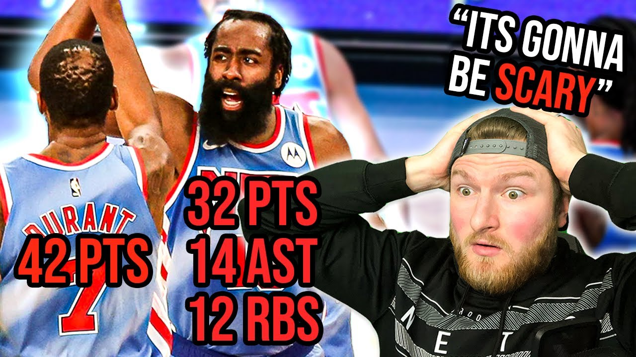 Everything You NEED To Know About James Harden's Nets Debut