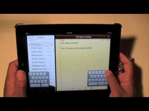 iPad: How to Undo Typing (and Redo)​​​ | H2TechVideos​​​