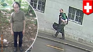 Swiss chainsaw attack: Suspect remains at large after injuring 5, manhunt continues - TomoNews