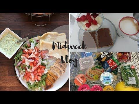 Midweek Vlog | Mini Slimming World Asda Haul