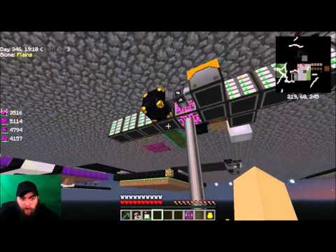 How to go from Ender Chest to ME system Sky Factory 2 Updated video