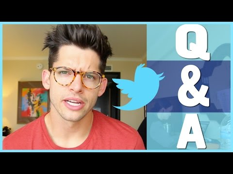 HOW TO GET OVER A CHEATER / LIAR & More Twitter Questions! | #DearHunter