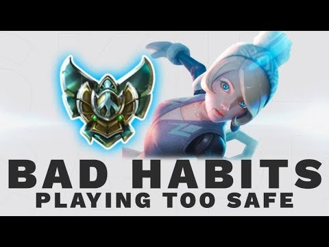 Low Elo Bad Habits: Playing too Safe | SkillCapped