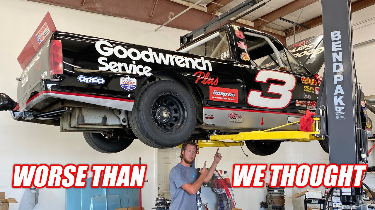 We Damaged the Dale Truck WAY Worse Than We Thought... Upgrading EVERYTHING!!! (Can it Run 8's?)