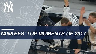 A look back at the Yankees