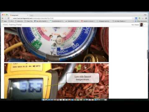 Online HVAC Training Classroom Orientation