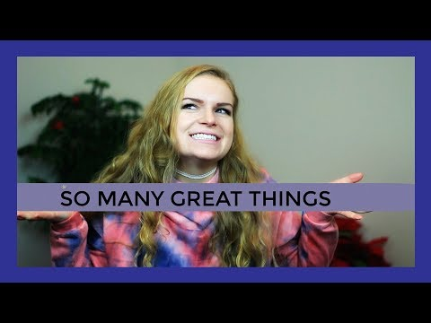 So Many *Great* Things (2017)