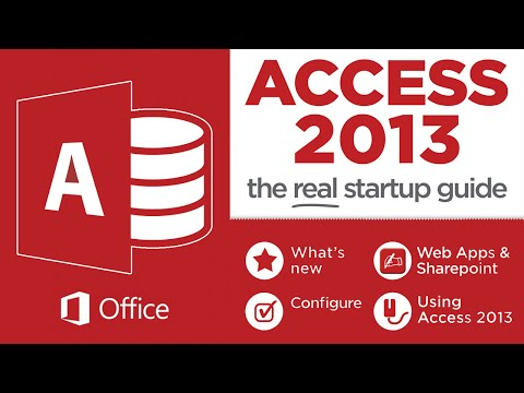 Learn how to Assign a Primary Key in Microsoft Access 2013 or 365 - Part 17