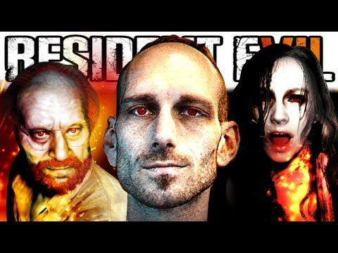LUCAS' LOST FOOTAGE | Resident Evil 7: Biohazard Gameplay