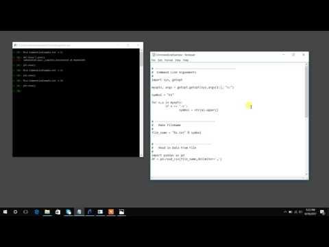 Python - Command Line Basics
