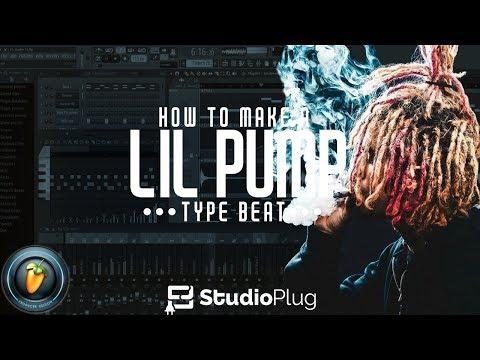 HOW TO MAKE A LIL PUMP TYPE BEAT 2018 | FL STUDIO 12 TUTORIAL | Making A Trap/ Rap Type Beat