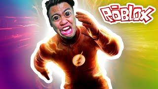 THE FILIPINO FLASH! | Roblox: Speed Run 4