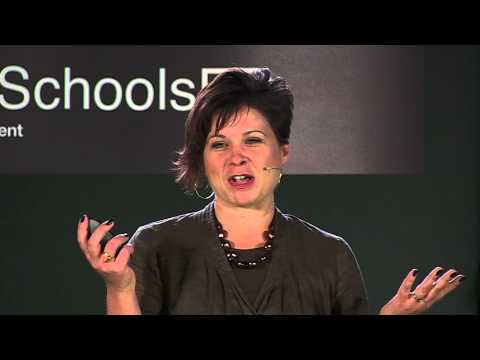 Flipping the classroom -- my journey to the other side: Jenn Williams at TEDxRockyViewSchoolsED