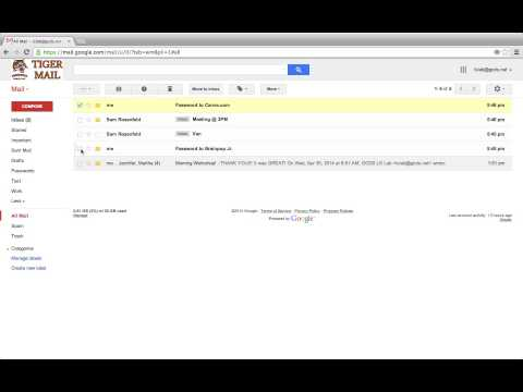 Gmail - All Mail Folder