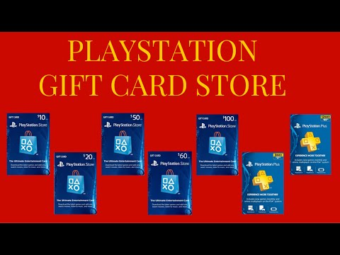 Buy PSN Cards Online - Where can I buy a psn card