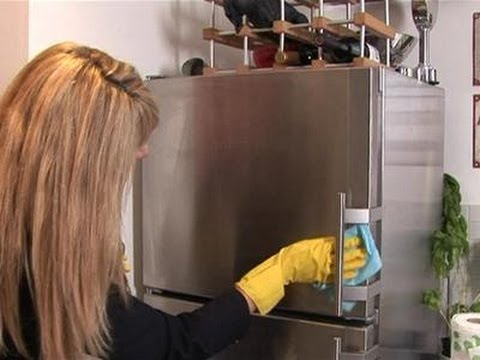 How To Polish Your Stainless Steel Appliances At Home