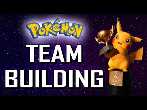 【Pokemon VGC Team Building Guide】 How a National Champion Builds Pokemon Teams
