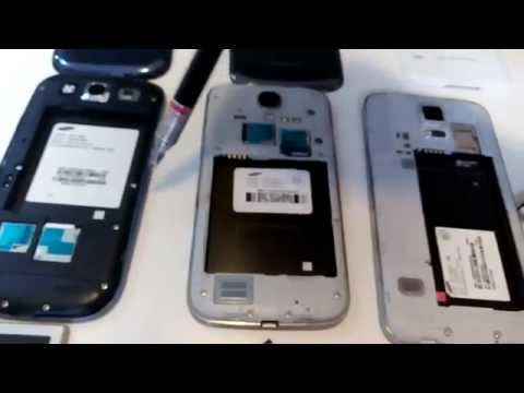 Galaxy S3/S4/S5: How to Check for Water Damage