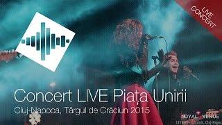 Royal Avenue - LIVE @ Piata Unirii Cluj-Napoca 2015