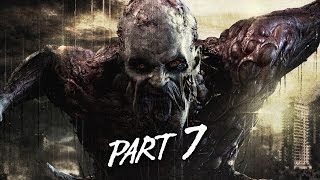 Dying Light Walkthrough Gameplay Part 7 - Psycho - Campaign Mission 6 (PS4 Xbox One)