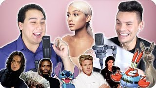 Download Ariana Grande - ″Thank U, Next″ Impersonation Cover (LIVE ONE-TAKE!) Video
