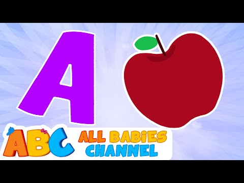 Phonics Song | ABC Songs for Children | Popular Nursery Rhymes By All Babies Channel