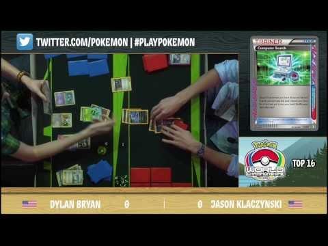 2013 Pokémon World Championships: TCG Masters Top 16 Match